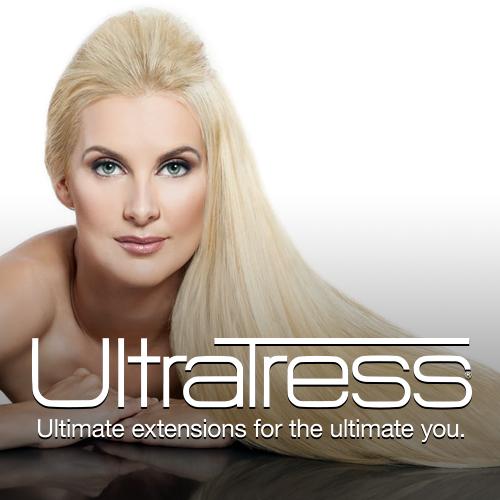 ultratress hair extensions adored salon